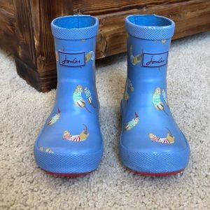 Toddler Rubber Rain Boots